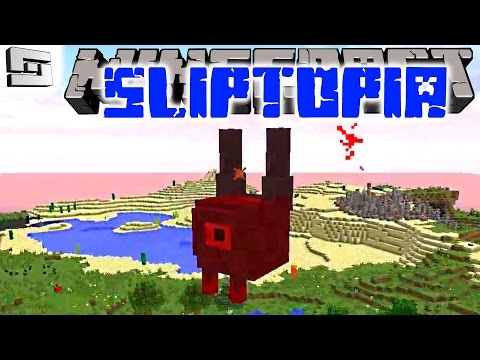 Minecraft Mods - FULL OF TERRORS!! ( Surviving Sliptopia S4E2 )