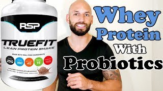 Probiotic Protein Supplement | RSP Nutrition: TrueFit Review