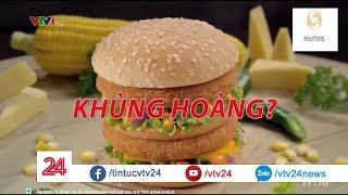 Ngành kinh doanh thức ăn nhanh đang gặp khủng hoảng?  - Tin Tức VTV24