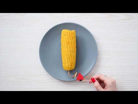 Popcorn | Stop motion animation