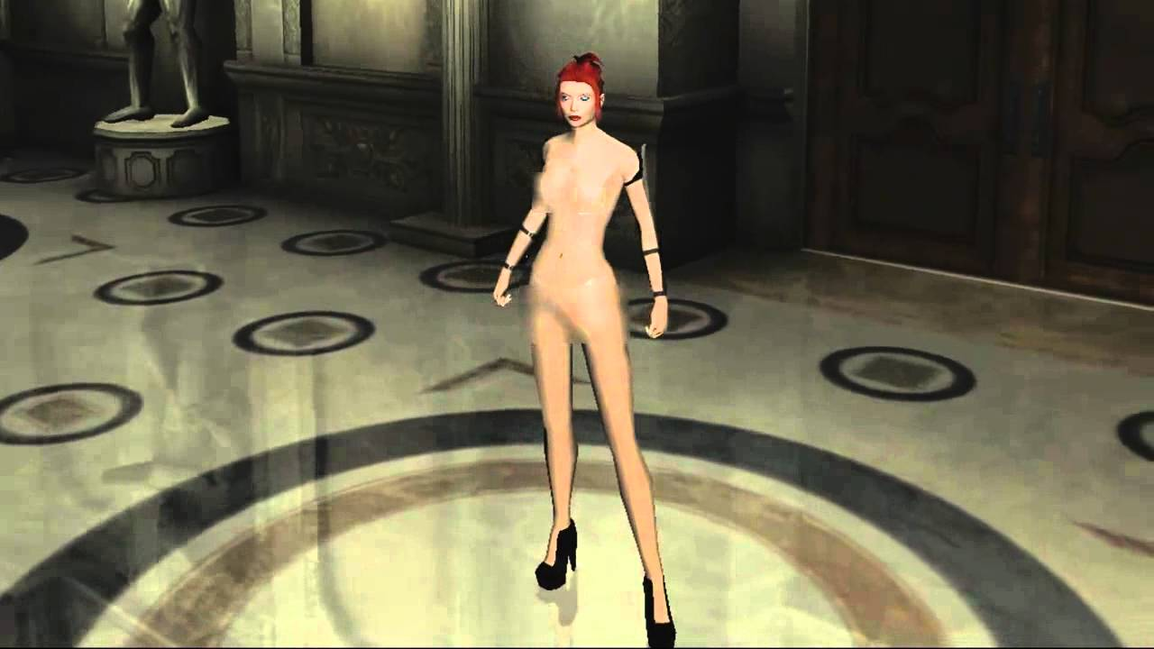 game nude video mod Bloodrayne