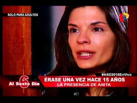 'La presencia de Anita': novela brasileña cumple 15 años de su estreno