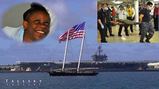 US Navy: USS Carl Vinson (CVN-70) Welcome to Your New Home Port San Diego, 04/2010 - Lee Greenwood