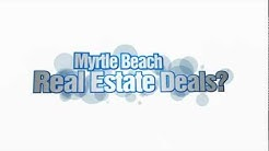 Foreclosures in Myrtle Beach SC