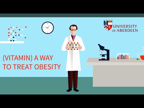 Vitamin A-like drugs as new treatments for obesity and type-2 diabetes