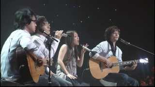 Lena Park, Park Haki, Yurisangja - Hard To Say I'm Sorry (Chicago. cover) @2008.03.21박정현,박학기,이세준,박승화