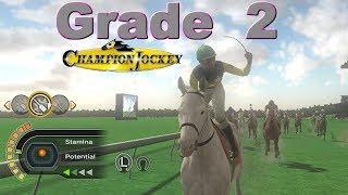 Champion Jockey G1 Jockey & Gallop Racer - Pinky winning