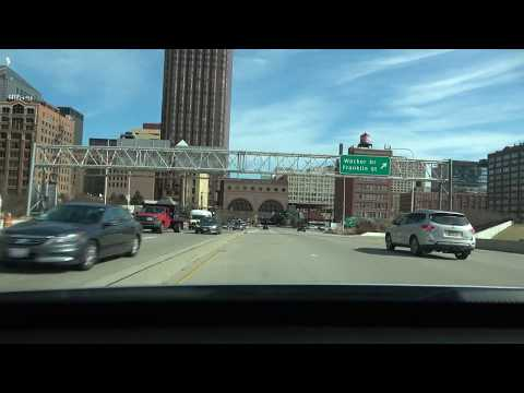 A Drive Into Chicago (To the Loop & Back)
