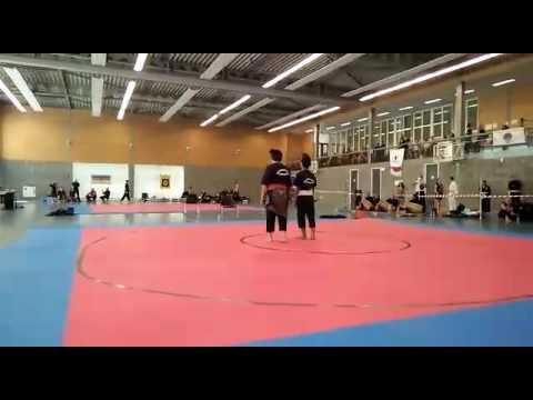 Video Demo Parang Lading sempena Dutch Open 2016 International Pencak Silat