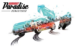Burnout Paradise Remastered Nintendo Switch – Official Trailer