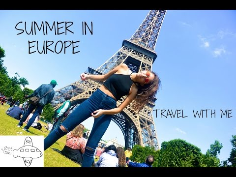 SUMMER IN EUROPE