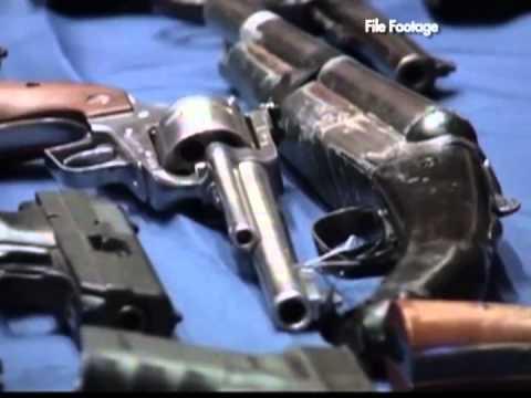 Update on Guyana's Gun Amnesty | CEEN Caribbean News | Sept 4, 2015