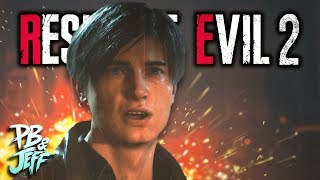 FIRST DAY ON THE JOB! - Resident Evil 2 Remake (Part 1)