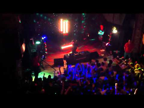 Skrillex All I Ask Of You  @ Majestic Madison, WI on February 22nd, 2011
