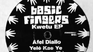Yelé Kae Ye (Jose Marquez Remix) - Afel Diallo