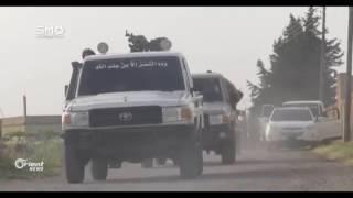 الجبهة الجنوبية تشترط ضم الغوطة الشرقية لاتفاقية وقف إطلاق النار