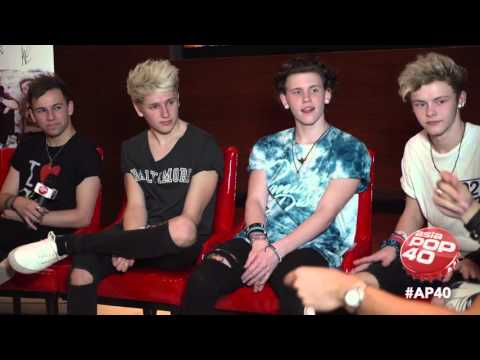 The Tide chat to Dom Lau on Asia Pop 40