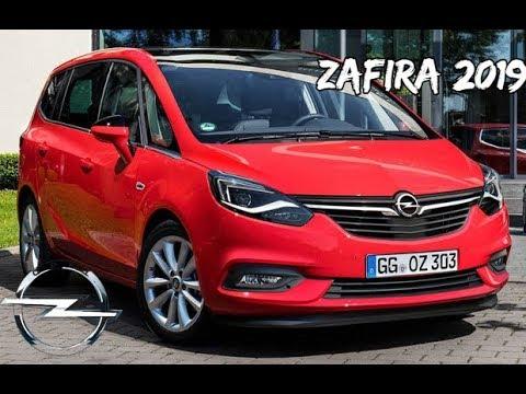Nova Opel Zafira 2019 Todos Detalhes Precos E Versoes Top