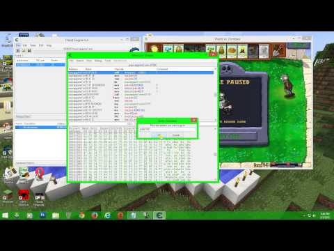 hack plants vs zombies 2 bang cheat engine - How to Hack Plants vs Zombies with Cheat Engine 6.4