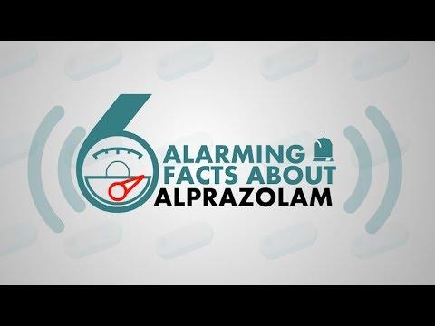 6 Alarming Facts about Alprazolam