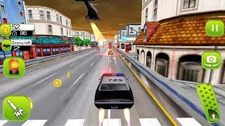 Police Highway Car Chase City Game    Police Car Chase Racing game 3d    Police car games