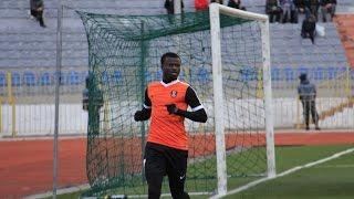 Didier Kadio vs FC