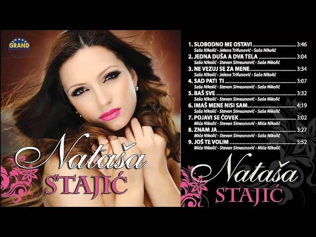Natasa Stajic - Pojavi se covek - (Audio 2014)HD