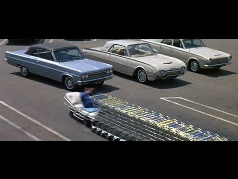 The Disorderly Orderly ---car antics a go-go
