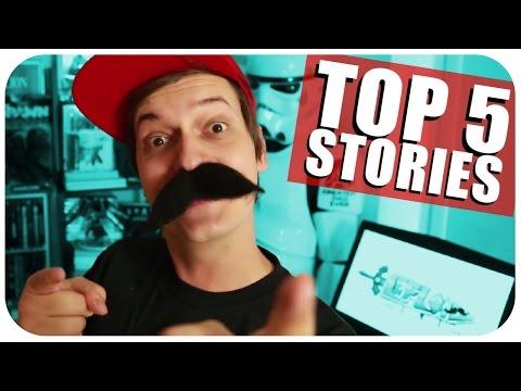 TOP 5 - News & Stories