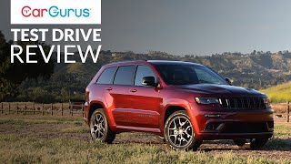 2019 Jeep Grand Cherokee | CarGurus Test Drive Review