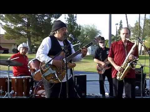 "The ""Desert Rangers"" Band ~ Arts in the Parks @ Goodwin Park ~ City of Tempe, AZ - 4/6/2019"