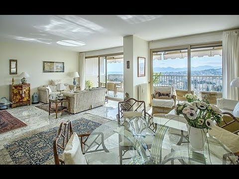 Apartment for Sale Cannes, Panoramic Views / Vente Appartement Cannes