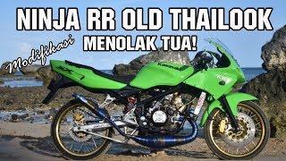 Download Video NINJA RR OLD MODIFIKASI THAILOOK MENOLAK TUA MP3 3GP MP4