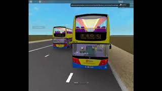 roblox Hong Kong Bus Driving - Airport Map V5.0 s1 2