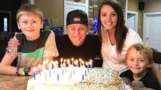 BEST BIRTHDAY EVER!!