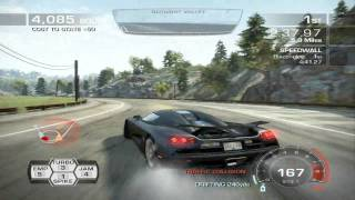 Need for Speed Hot Pursuit ~ Racer Gameplay ~ Highway Battle