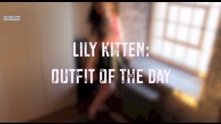 Lily Kitten: OOTD - Pink & Preppy Thumbnail
