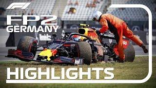 2019 German Grand Prix: FP2 Highlights