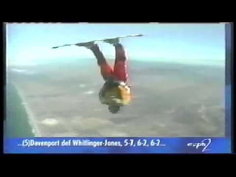 Skysurf X-Games 1997 San Diego (Oceanside) ESPN Trailer
