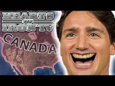 CANADA IS SUS IN 1937 - Hearts of Iron 4 Hoi4 #ad |