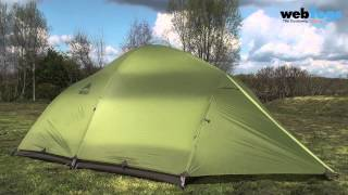 The MSR Holler 3 Person Tent - Durable, backpacking 4 season tent. Thumbnail