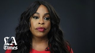 Niecy Nash talks coping on set while filming