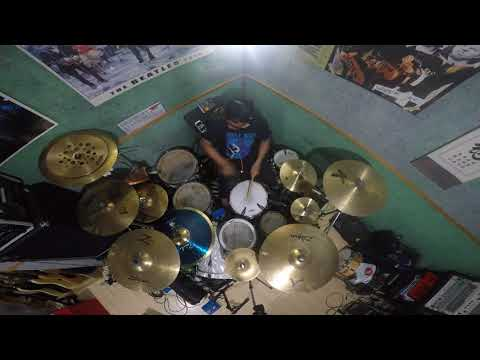 Drum Cover Juwita Malam (Slank Cover)