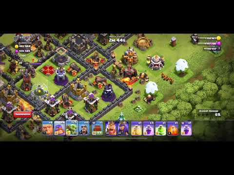Clash Of Clans Best Farming Strategy 2019! 16 Million Resources / 64k Dark An Hour