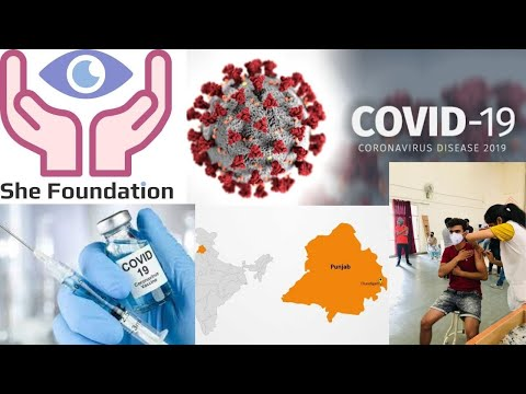 She Foundation's vaccines camp program at Chandigarh more than 150 deaf