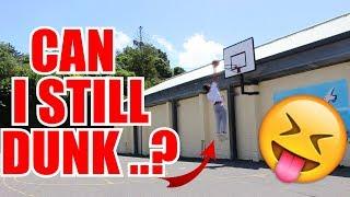CAN TERRENCE. JR STILL HOOP ??