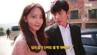 YoonWook Moments 2: Yoona & Ji Chang Wook Off-screen Closeness