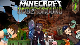 [Minecraft] - Underground #1: L