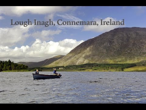 Salmon & Sea-trout Fishing At Lough Inagh, Connemara, In Ireland's Most Stunning Scenery