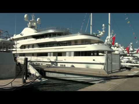 Antibes Yacht Show 2011